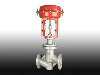 XTPF-10/16W气动耐腐蚀波纹管密封单座调节阀