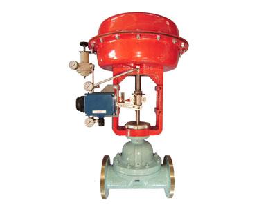 X A/B BT、ZS A/B T气动隔膜调节阀