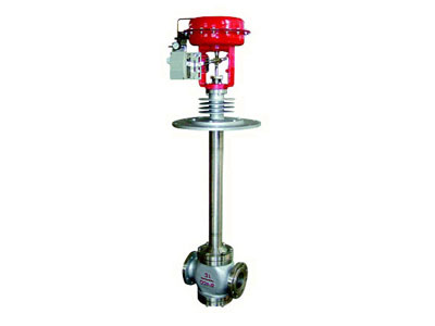 X A/B P-D气动薄膜低温单座调节阀