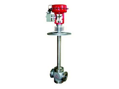 XAN-D气动薄膜低温双座调节阀