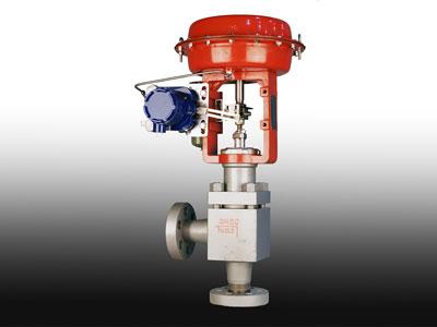X A/B S-220/320 气动薄膜高压角形调节阀