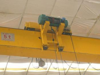 電動單梁起重機