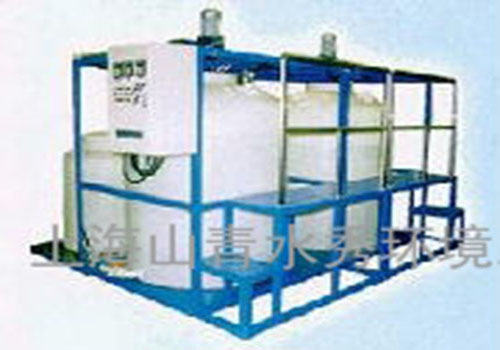 成套化自控废水处理设备