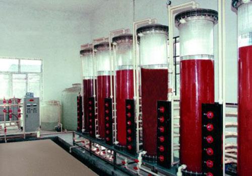 成套化离子交换装置