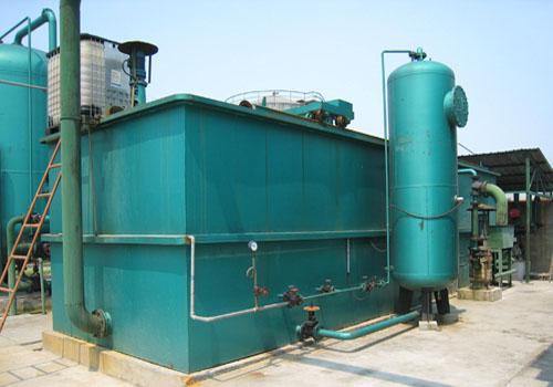 成套化高效污水气浮装置