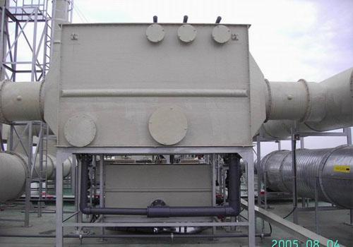 卧式废气处理塔
