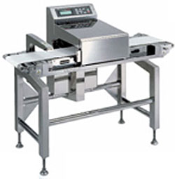 铝膜专用金属检测机
