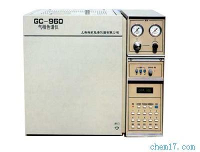 GC-960型气相色谱仪