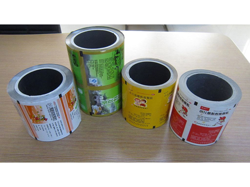 PET/VMPET/PE药用包装薄膜