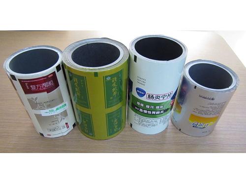 PET/AL/PE药用包装薄膜