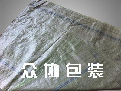 灰色回料编织袋