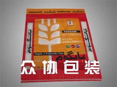 新料彩印编织袋.