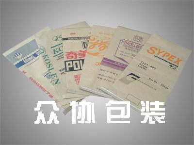 纸塑复合印刷编织袋