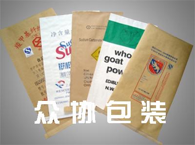 纸塑复合编织袋
