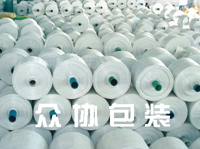 PP编织布筒料