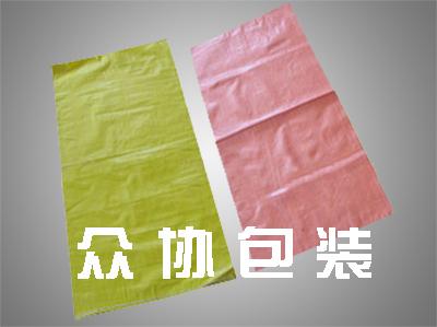 颜色编织布