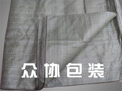 灰色回料不涂膜编织袋