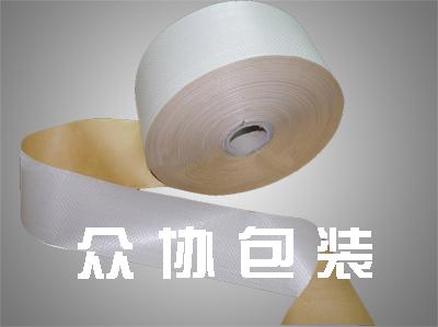 牛皮纸复合编织片