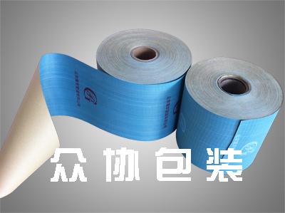 牛皮纸复合印刷编织片