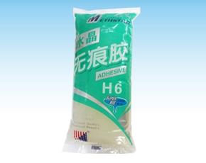 美士星H6水晶型无痕胶2kg