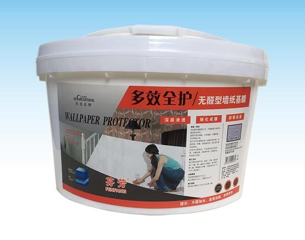 芬芳多效全护无醛型墙纸基膜10kg