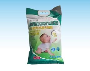 美士星E9婴童壁布壁纸无痕胶2kg
