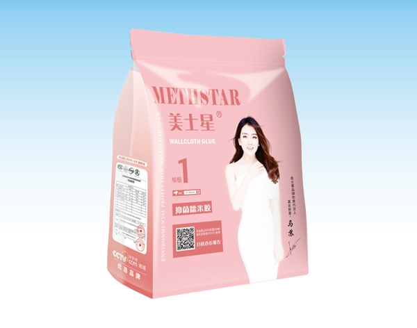 美士星繽紛1抑菌糯米膠2kg(袋)