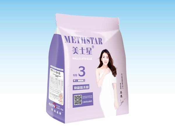 美士星繽紛3抑菌糯米膠2kg(袋)