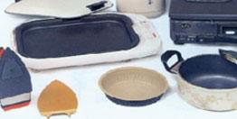 氟塑料在家用百货业的应用