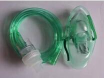 氧气、雾化面罩(带导管)