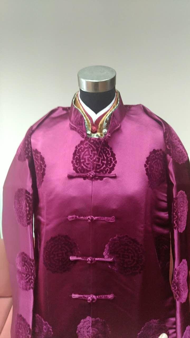 《福》牌中式女士寿衣超豪华款NO.02