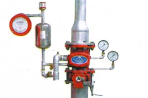 ZFSZ Wet alarm valve