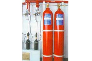 混合气体灭火系统