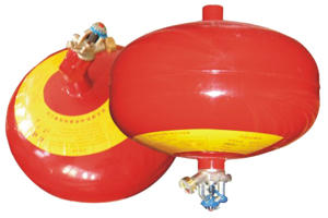 悬挂式干粉自动灭火器