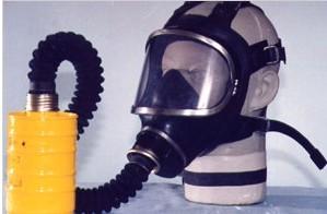 过滤式防毒面具