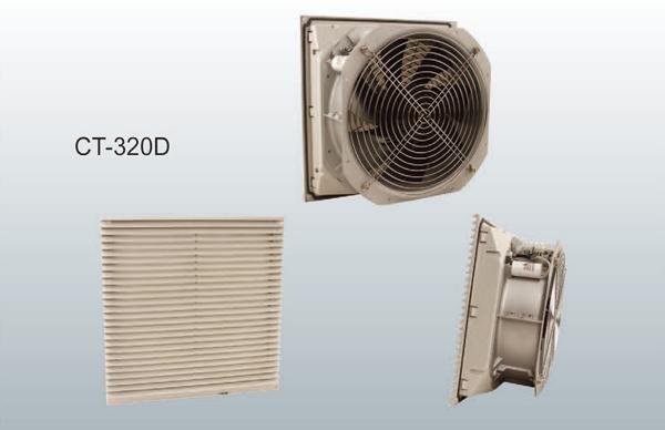 CT-320D通风过滤网组