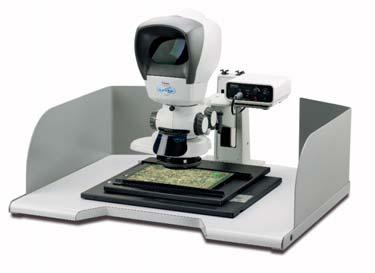 屏幕式立体光学显微镜工作台VS8
