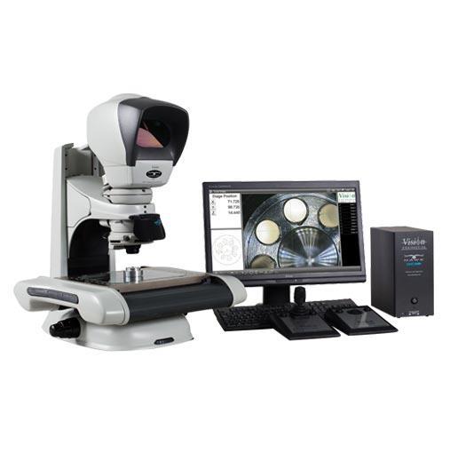 全自动光学-视频非接触式光学测量显微镜-Hawk Duo CNC