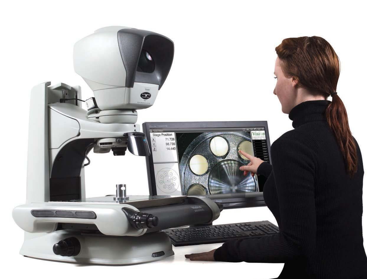 光学-视频非接触式光学测量显微镜-Hawk Duo
