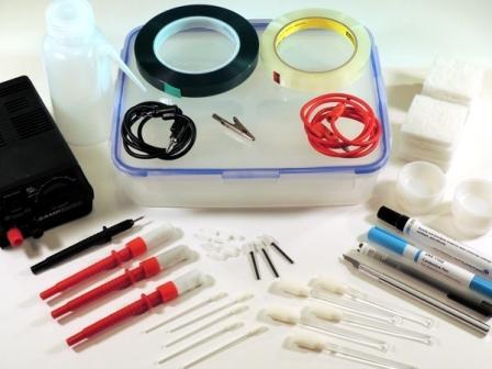 焊盘镀金专用工具-201-6100/6102