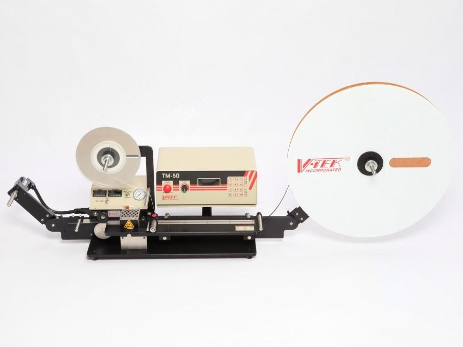 TM-50半自动编带机
