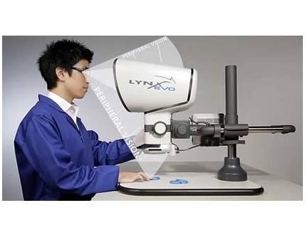 高效屏幕式立体光学显微镜Lynx EVO