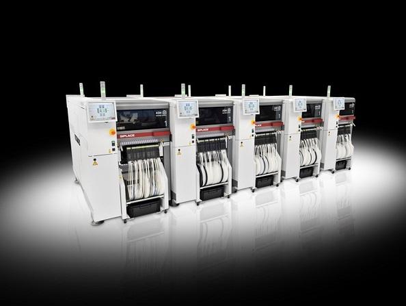 全自动高速、模块化贴片机TX系列-以极小的占地面积提供高性能和高精度