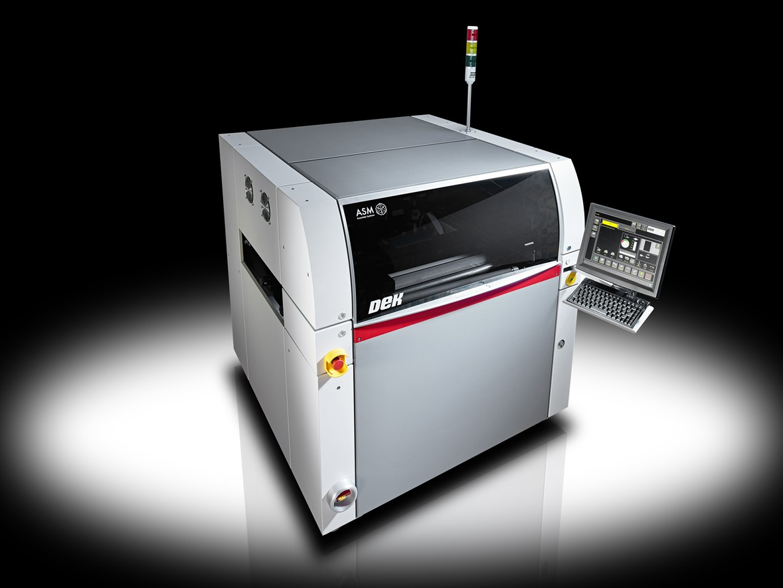 DEK智能的模块化印刷机解决方案-NeoHorizon iX