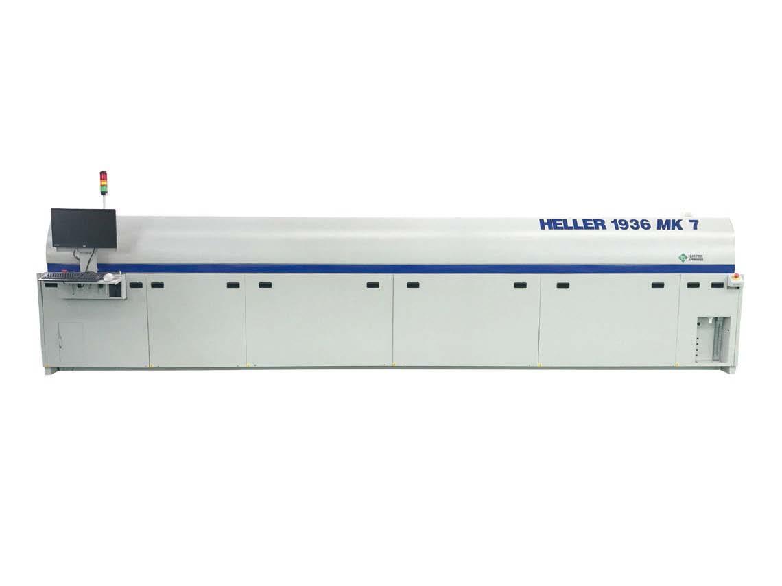 MK7系列-世界上最好的SMT对流回流炉,用于高通量应用