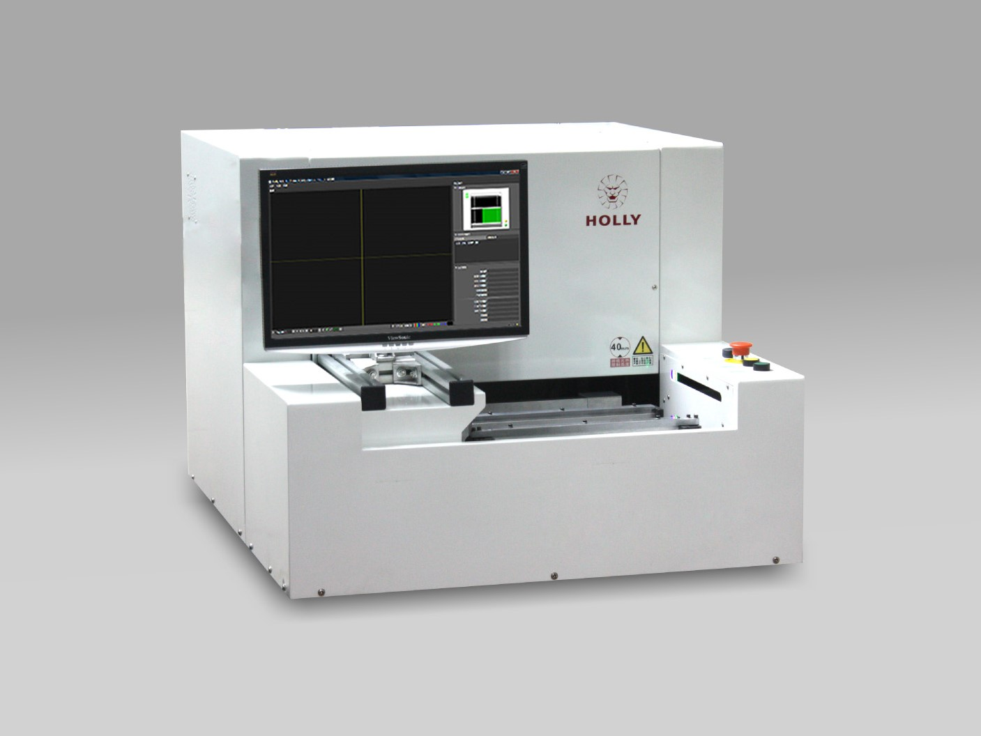 超高精度、高速桌上型自动光学检查机