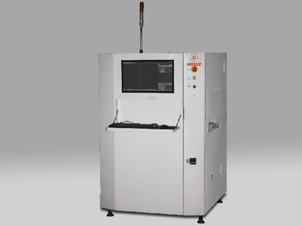 超高精度、高速在线型自动光学检查机