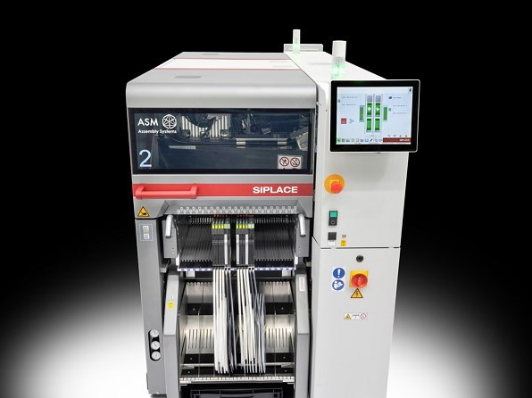 SIPLACE TX micron-高速度和高精度的贴装(支持子模块和SiP)