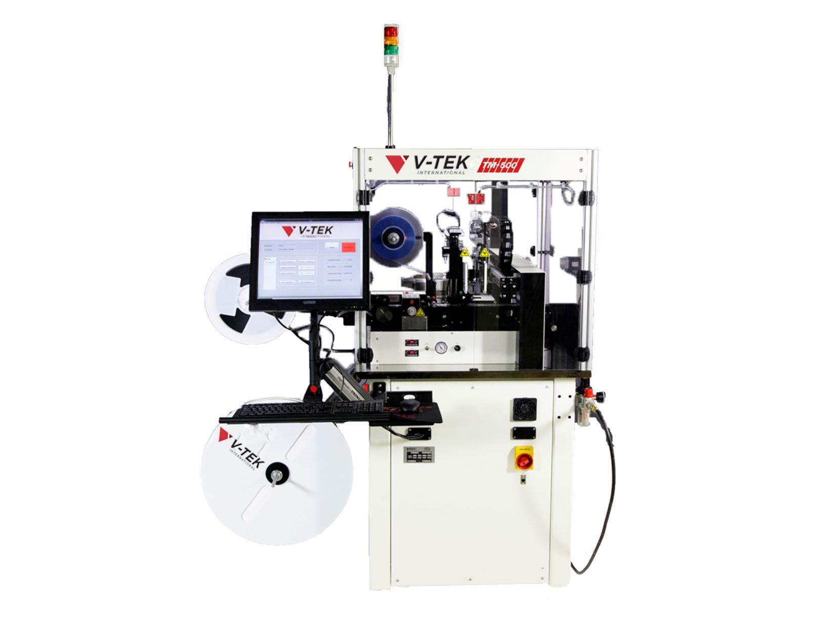 TM-500模块化自动编带机