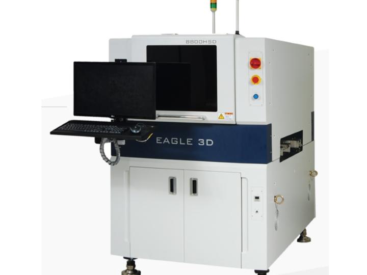 3D在线型自动光学检查机